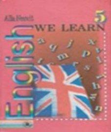 ГДЗ з англійської мови 5 клас. Підручник А.М. Несвіт (2005 рік)