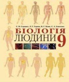 ГДЗ з біології 9 клас. Підручник С.В. Страшко, Л.Г. Горяна (2009 рік)