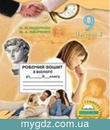 ГДЗ Андерсон, Вихренко 9 клас