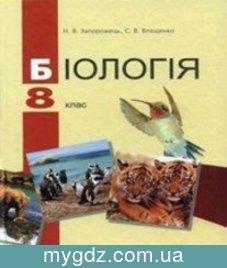 ГДЗ Запорожець, Влащенко 8 клас