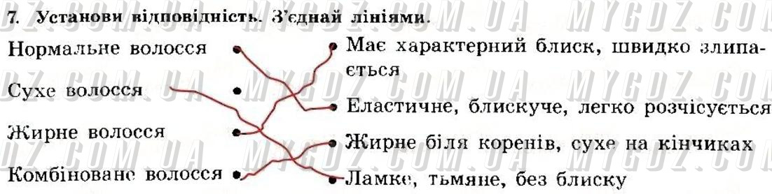 ГДЗ номер 7 2015 Бойченко, Василашко 7 клас