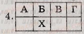 ГДЗ номер 4 до комплексного зошита для контролю знань з історії Святокум 8 клас